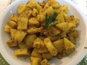 Jeera aalooaaloo bhaaji without onion garlic quick potato sabji img4058 forumfinder Image collections